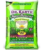 Dr. Earth Super Natural Lawn 9-3-5 Fertilizer, 18 lb