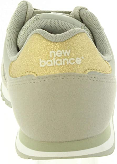 Ejercicio Dónde Asia  New Balance Girl's Zapatillas Kj373guy Beige Fitness Shoes: Amazon.co.uk:  Shoes & Bags