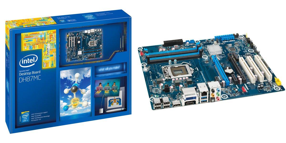 Intel DH87RL Desktop Board Iflash XP