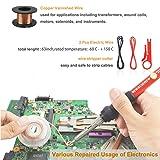 Soldering Iron Kit DIY Adjustable Temperature 60W