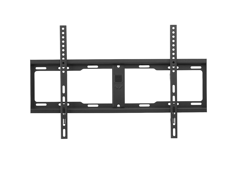 /Écrans de 32 /à 84/pouces WM4611 Tous types de t/él/éviseurs Noir Support plat SOLID de One/For/All Fixation murale