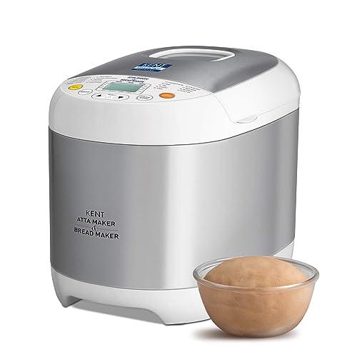 1. KENT Atta and Bread Maker 550-Watt (Steel Grey)