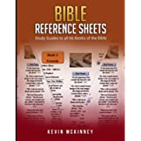 Bible Reference Sheets