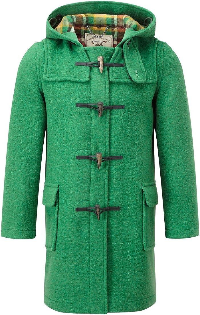 Original Montgomery Womens Classic Duffle Coats Green