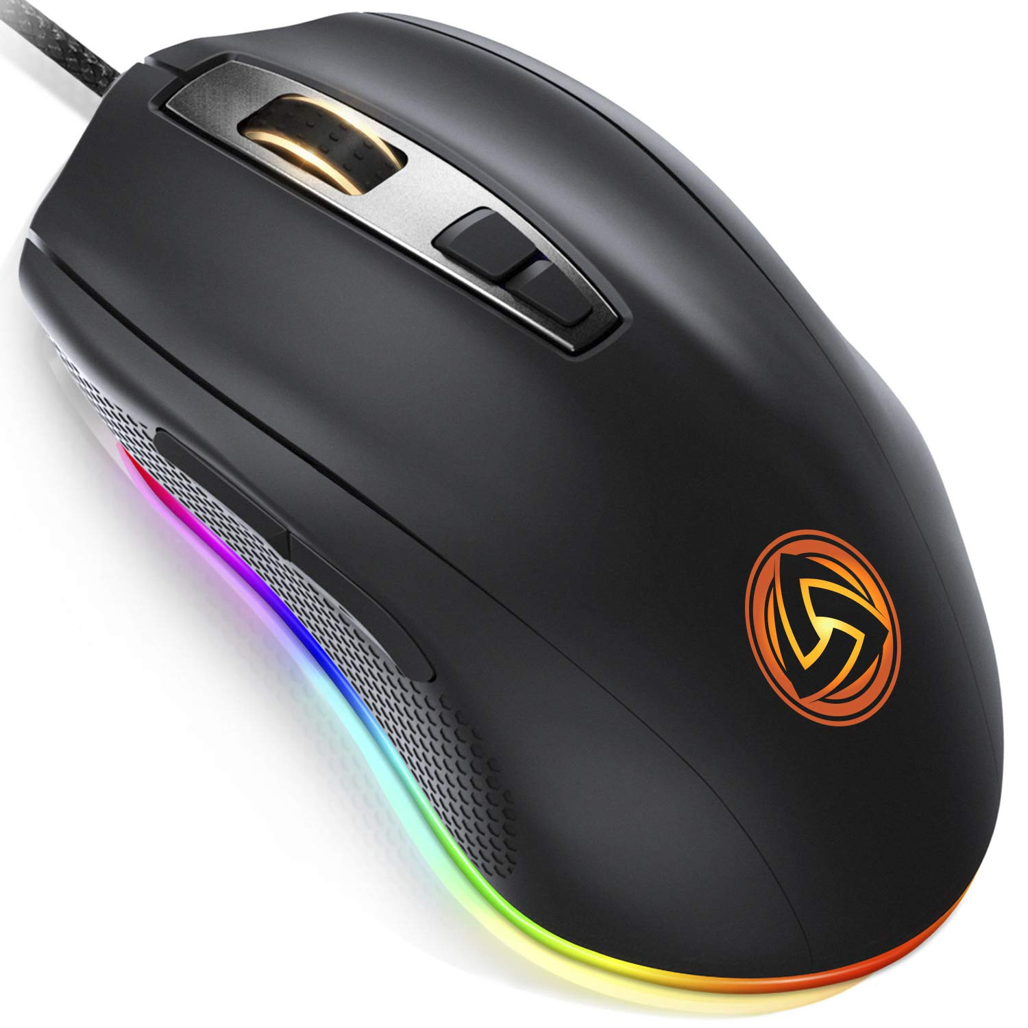 Mouse Gaming LUDOS FLAMMA