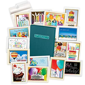 Amazon Birthday Cards Assortment Box 3 35 High Quality Cards