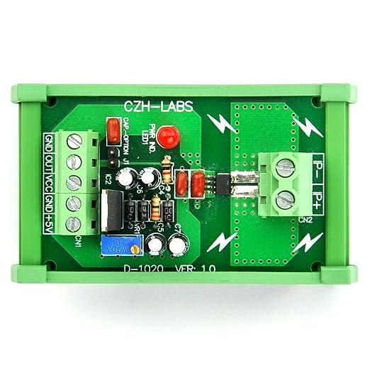 basierend auf ACS712 //-5amp AC//DC Current Sensor-Modul Electronics-Salon DIN-Schienen