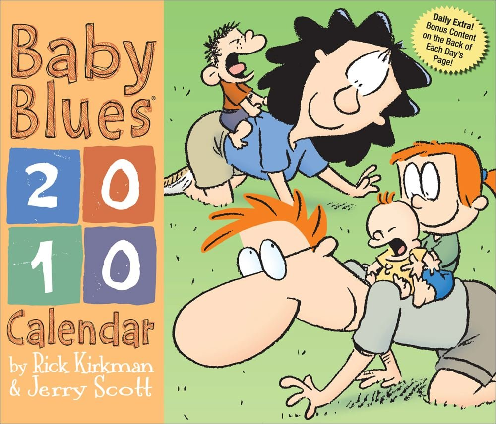 Baby Blues: 2010 Day-to-Day Calendar PDF