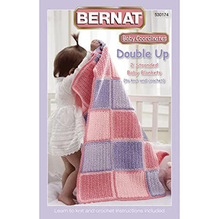 Spinrite Bernat Knitting And Crochet Patterns Double Up Baby