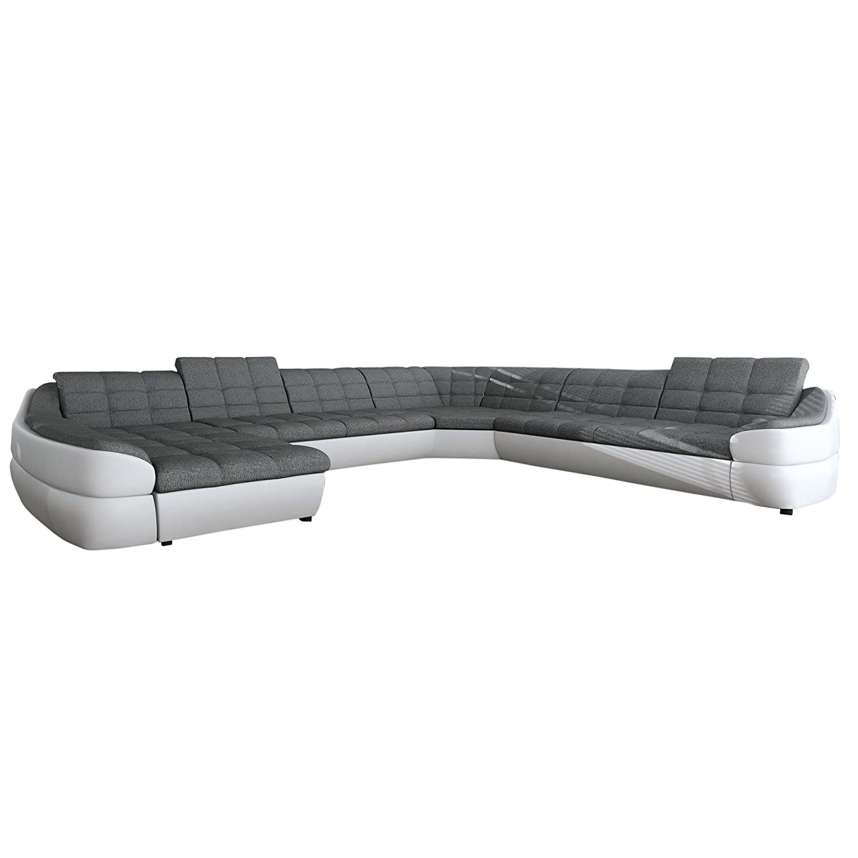 Amazon.com: Infinity XL Left Corner Sectional Sofa: Kitchen ...