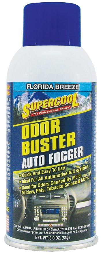 Amazon Supercool Odor Buster Auto Fogger Florida Breeze