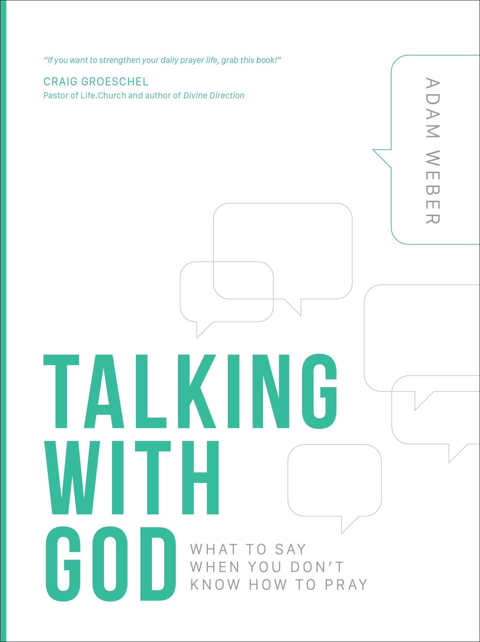 Personal prayer - everyone can talk with God