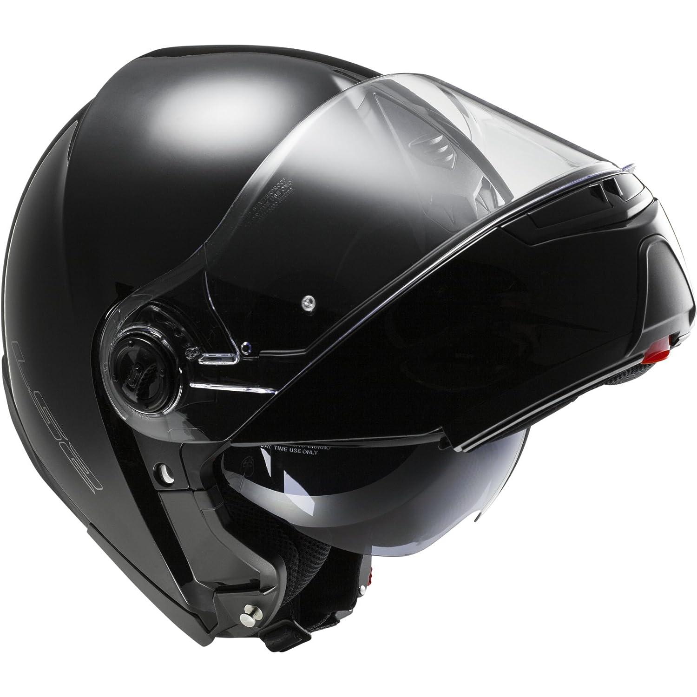 LS2-503251002L//162 Full helmet STROBE FF325 SOLID