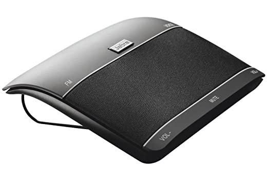 Jabra Freeway Bluetooth In-Car Speakerphone (U.S. Retail Packaging)
