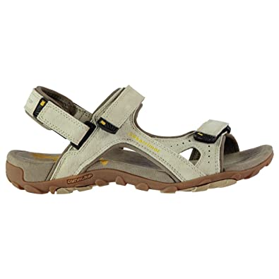 c4cba1f5f71d Karrimor Womens Antibes Leather Sandals Beige UK 7 (41)  Amazon.co ...