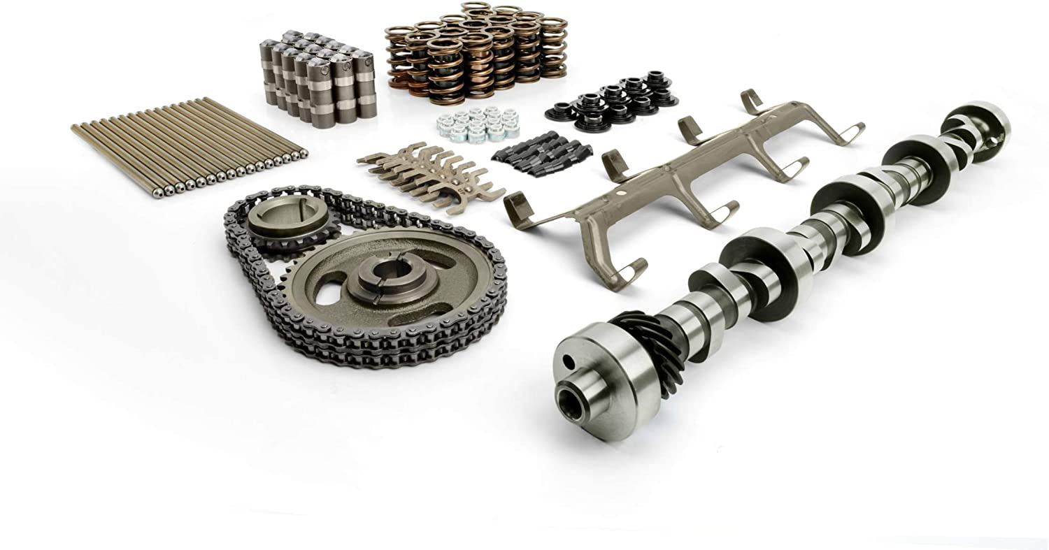 COMP Cams CL35-412-8 Magnum 206//206 Hydraulic Roller Cam and Lifter Kit for Ford 351W