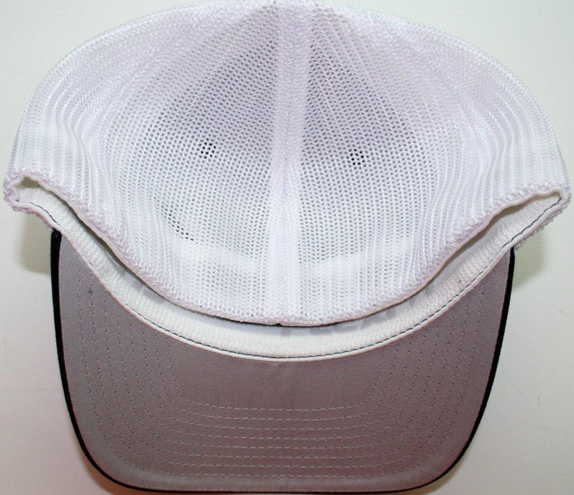 Amazon.com: Dodge Cummins Flexfit Flex Fit Hat Cap Summer Trucker Mesh Black/white Fitted: Office Products