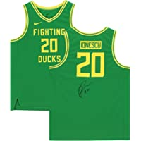 $161 » Sabrina Ionescu Oregon Ducks Autographed Green Nike Swingman Jersey - Autographed College Jerseys