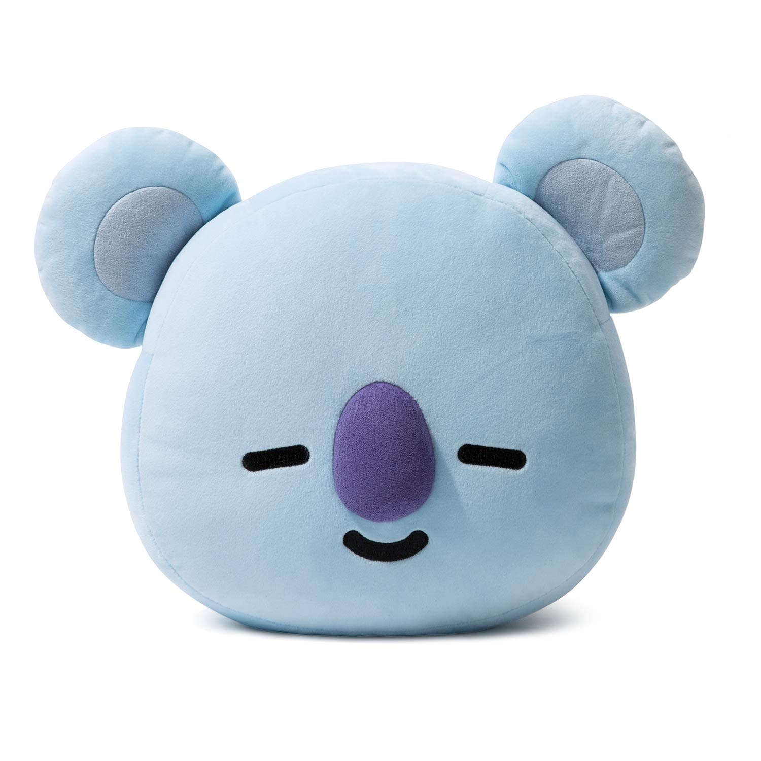 BT21 Official Merchandise by Line Friends - KOYA Decorative Throw Pillows Cushion, 11 Inch by BT21