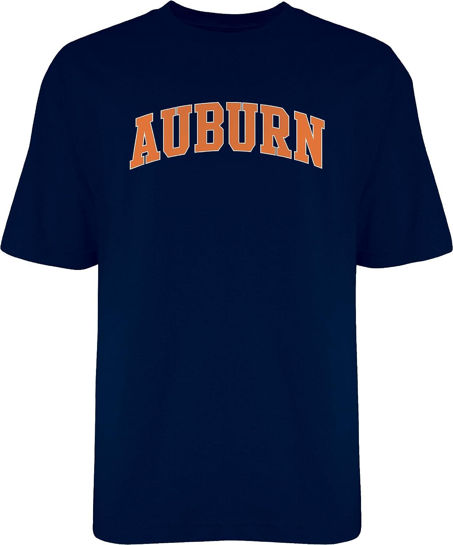 Authentic Sports NCAA Mens Wordmark T-Shirt Team Color