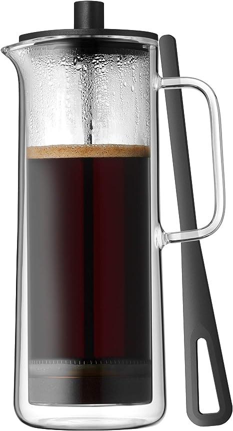 Vidrio WMF Coffee Time Caf/étera de Pist/ón 0,75
