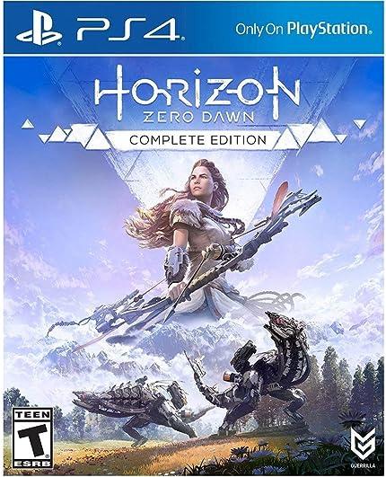 e958b70a5f7 Amazon.com  Horizon Zero Dawn  Complete Edition - PlayStation 4 ...