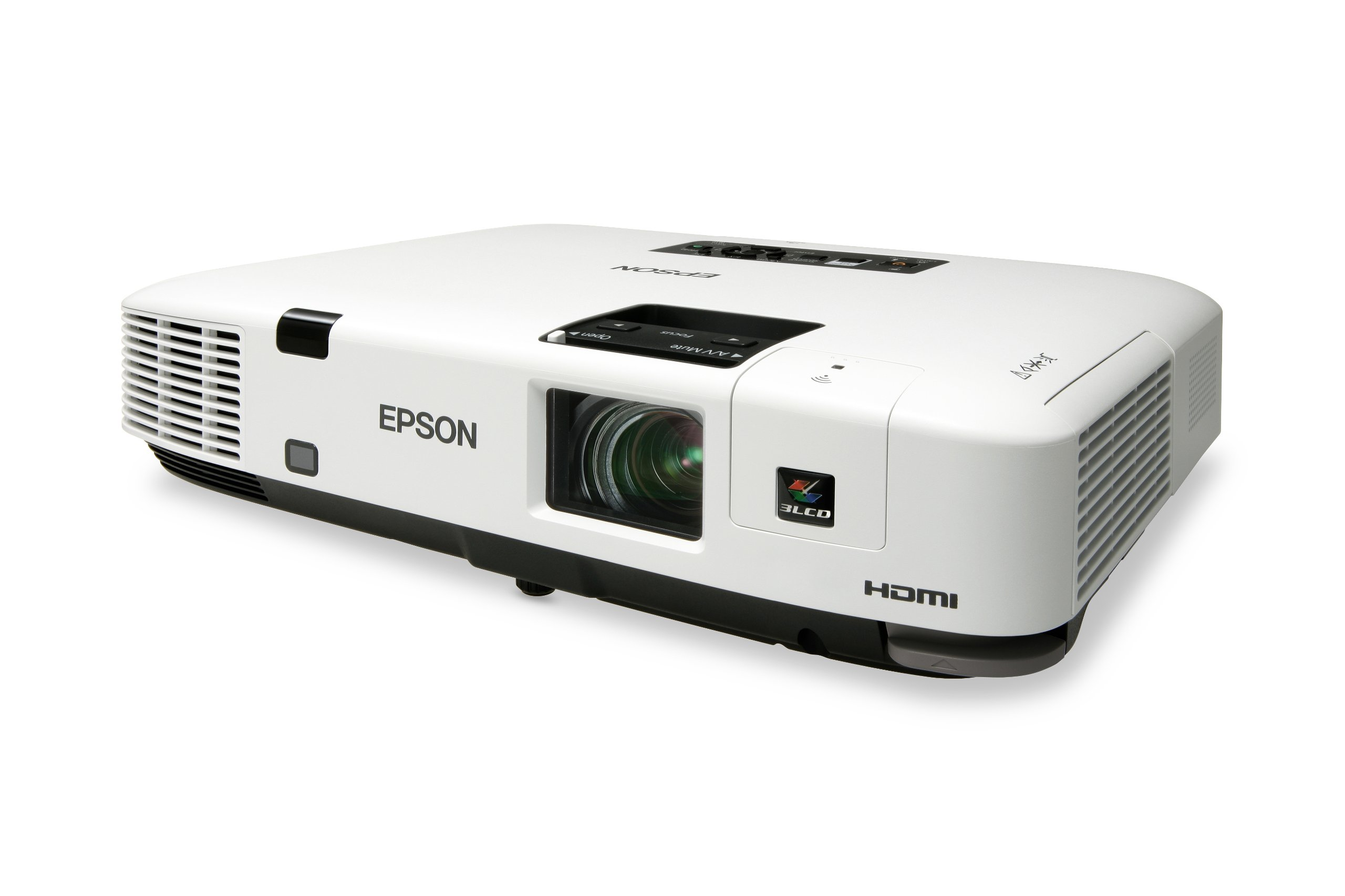 Epson PowerLite 1915 Business Projector (XGA Resolution 1024x768) (V11H313020) by Epson