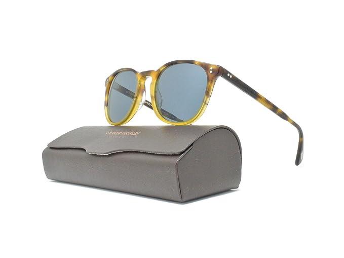 Amazon.com: Oliver Pueblos Finley Esq. Sun – Gafas de sol ...