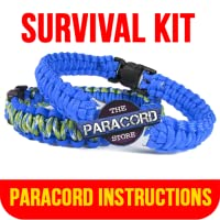 Paracords - How to Braid an Agility Training Tab With Paracord