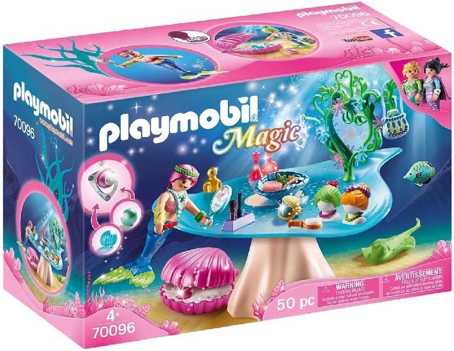 PLAYMOBIL Magic Salón de Belleza con Joya, A partir de 4 años (70096) , color/modelo surtido