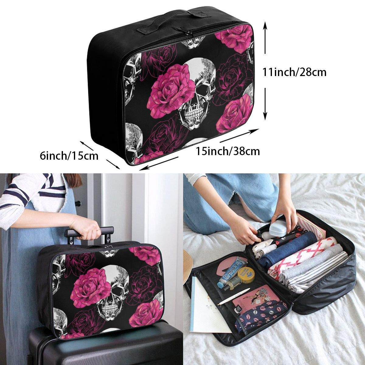 Kylin Express Portable Shoe Bag Shoes Organizer Holder Storage Bag Travel Outdoors G
