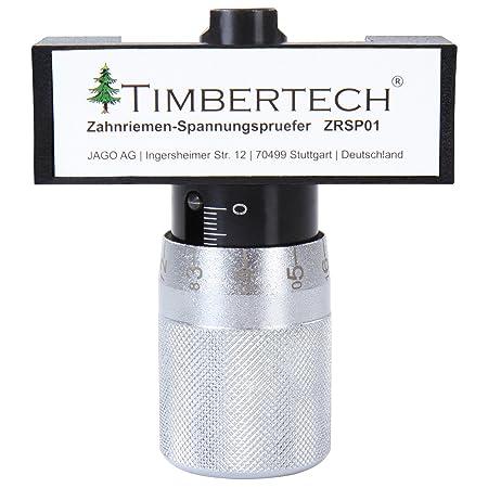 Timbertech - ZRSP01 - Tensiómetro de correas de distribución: Amazon.es: Bricolaje y herramientas