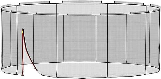 Ampel 24, Red de Seguridad de reemplazo Deluxe para Cama Elastica ...