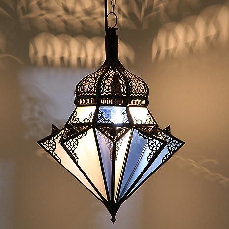 Marrakesch Jawhara - Lámpara de techo, estilo marroquí y ...