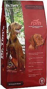 Dr. Tim's Grain Free RPM Formula, with Salmon & Pork, Premium Dog Food
