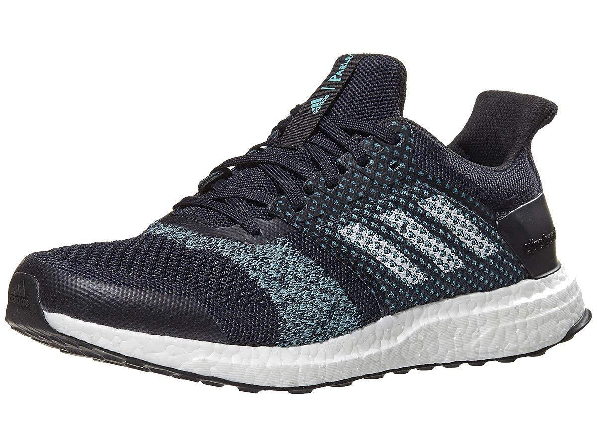 adidas Men's Ultraboost Parley Running Shoe, legend ink/clear mint/hi-res aqua, 7.5 M US