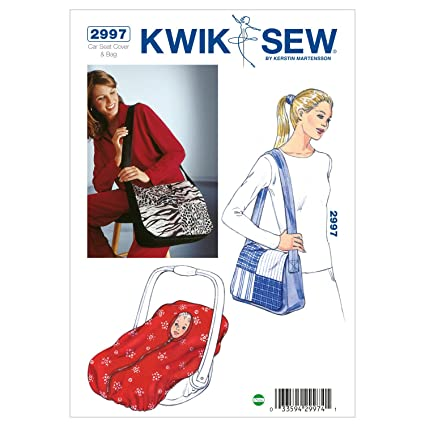 Amazon Kwik Sew K2997 Baby Car Seat Cover And Bag Sewing