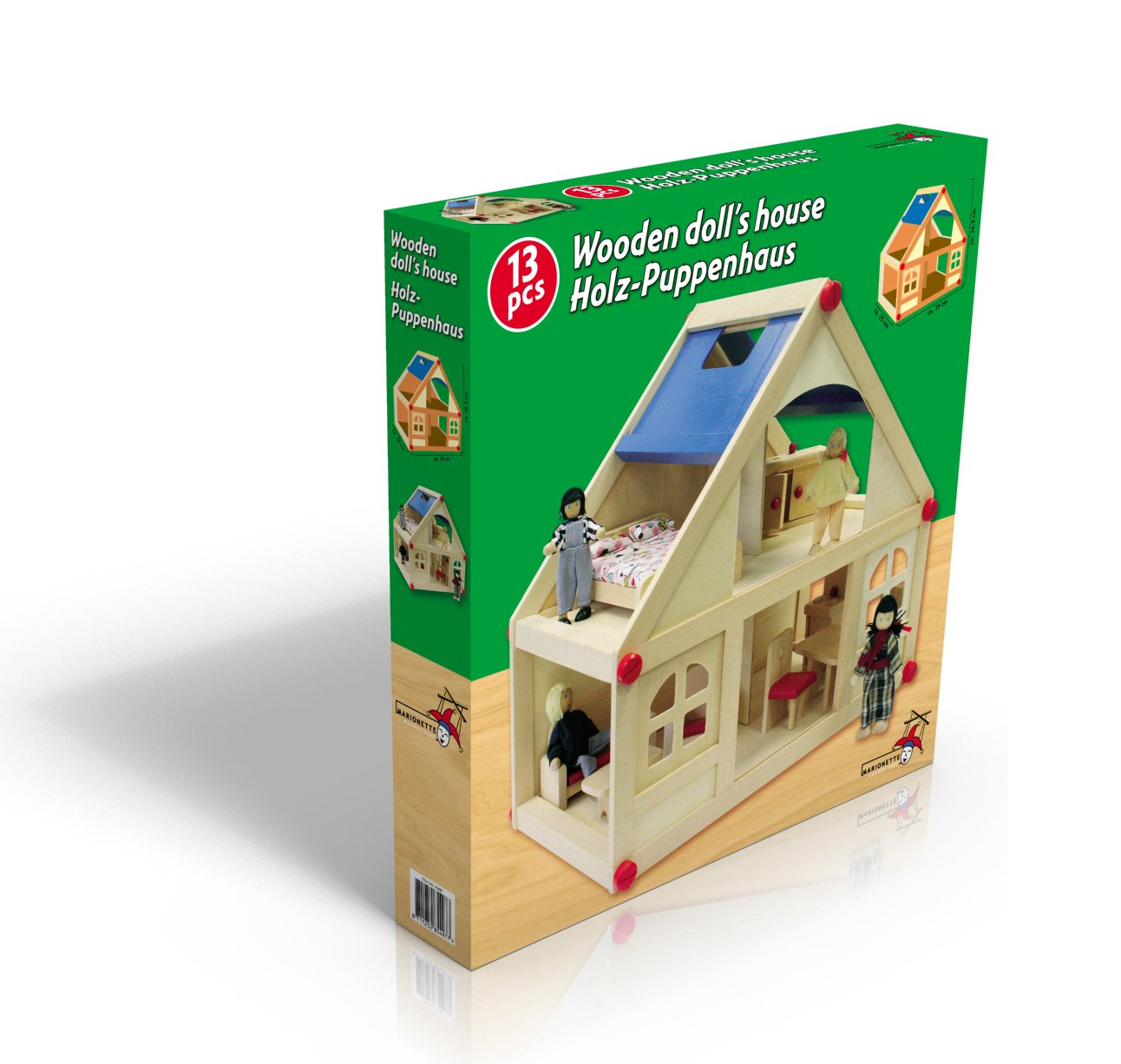 MultiStore 2002 - Accesorio para casas de muñecas (85497)
