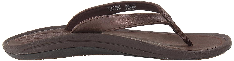 OLUKAI Women's Kulapa Kai Roast/French Leather B00DNNWJ8W 9 B(M) US French Roast/French Kai Roast a6d2bc