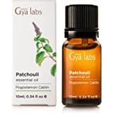 Patchouli Essential Oil - 100% Pure Therapeutic Grade for Hair, Skin, Weight Loss, Diffuser and Warmers - 10ml