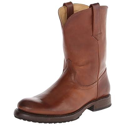 FRYE Men's Duke Roper Western Boot | Western