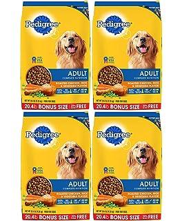 Amazoncom Pedigree Complete Nutrition Adult Dry Dog Food Chicken