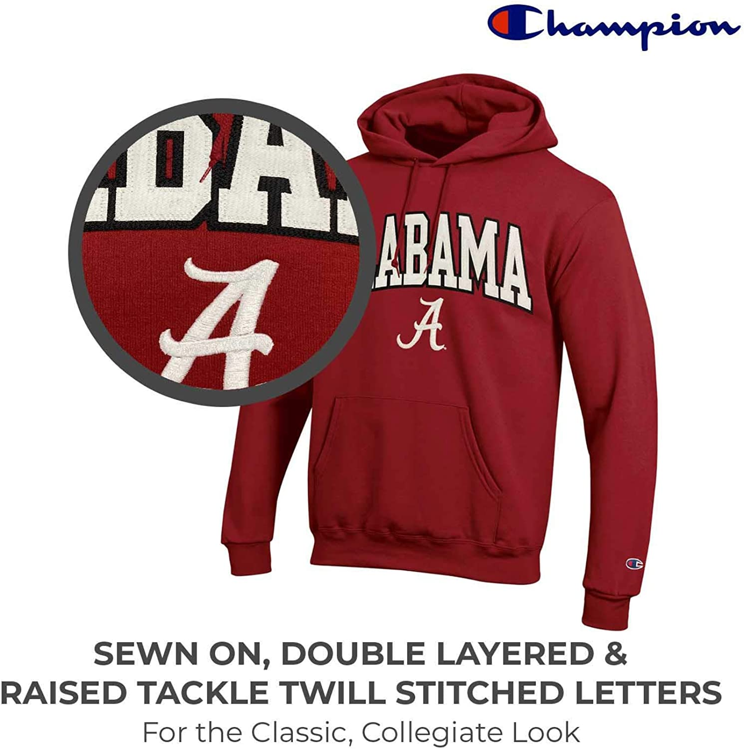 champion college hoodies