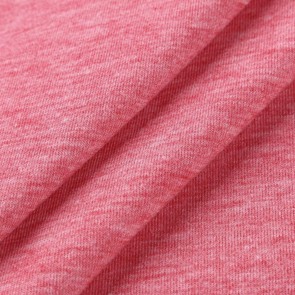 Aberimy Damen Stillshirt Maternity Langarmshirt Stillpullover Stilltop Langarm Casual Solide Komfortabel Umstandsshirt Elegant Schwangerschaft Umstandsmode Still Shirt Oberteile T-Shirt