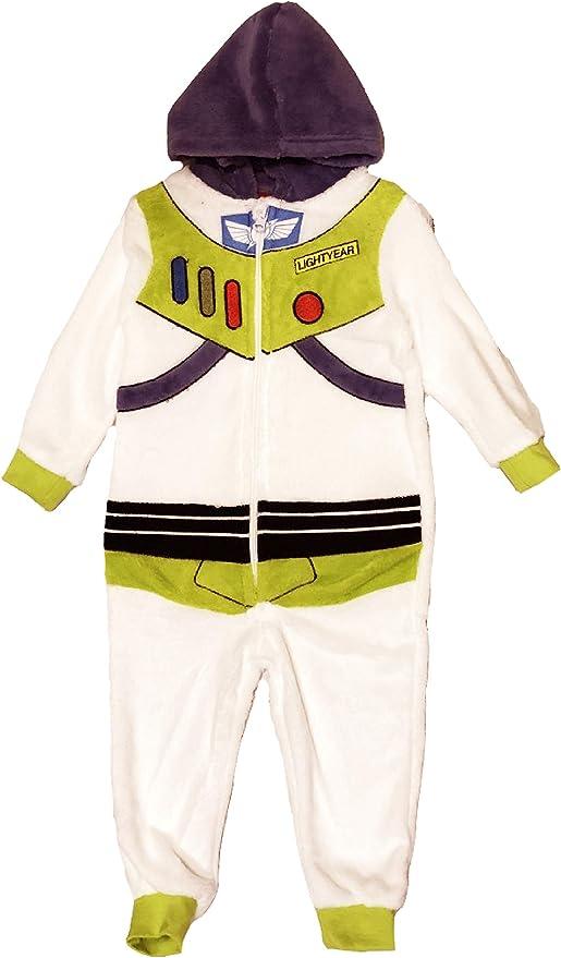 Pijama completo Toys 4 niño 3 4 6 8 años Buzz y Woody Invierno 2021