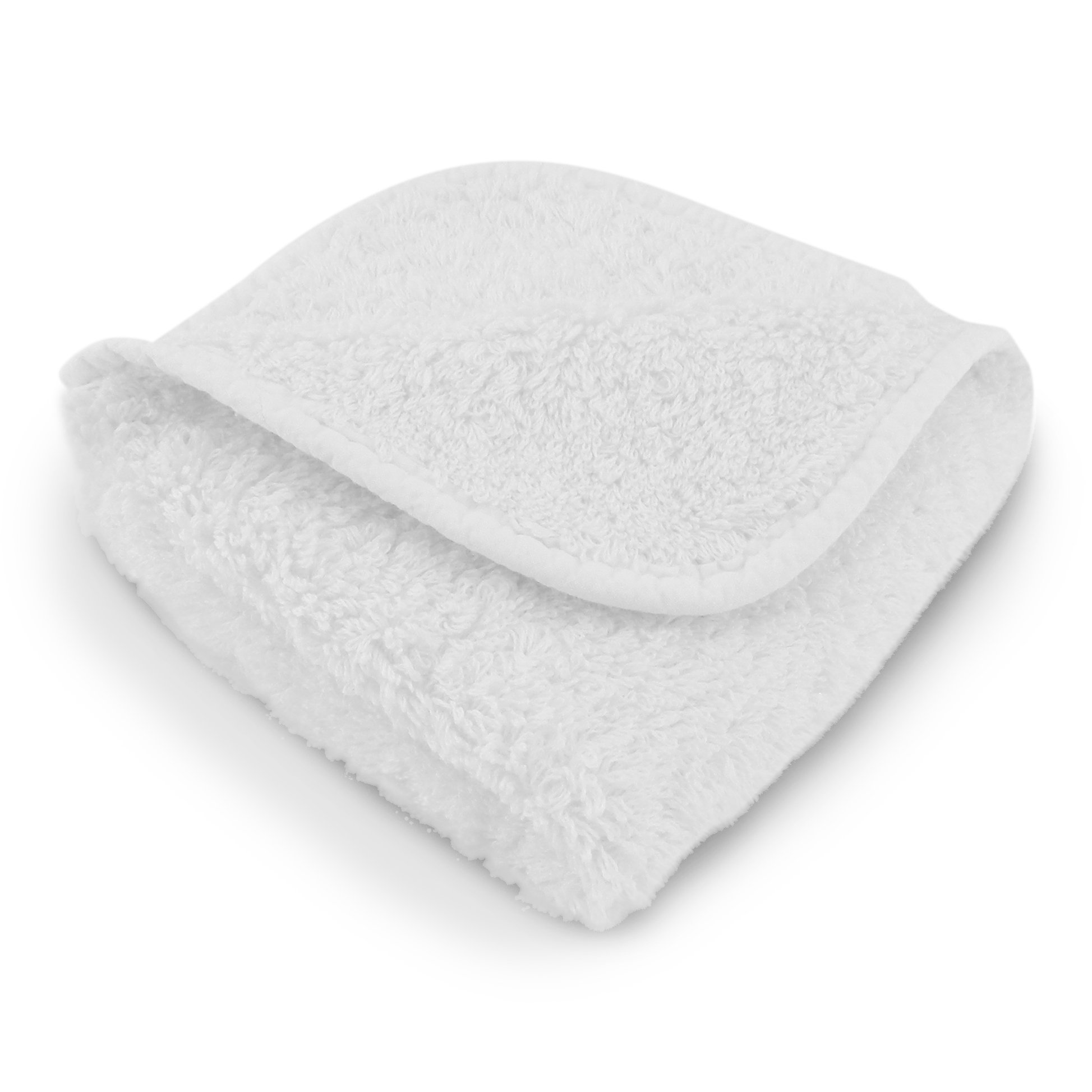 Abyss Super Pile Bath Sheet (39'' x 59'') - White (100)
