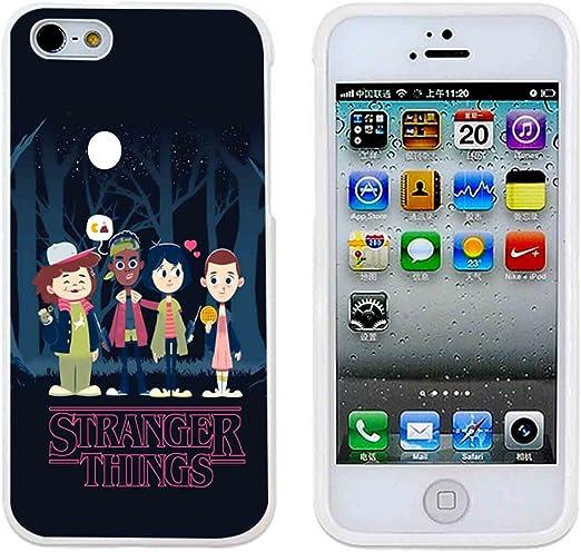 Stranger Things Perfect Strangers Iphone 5/5S Case Black Plastic ...