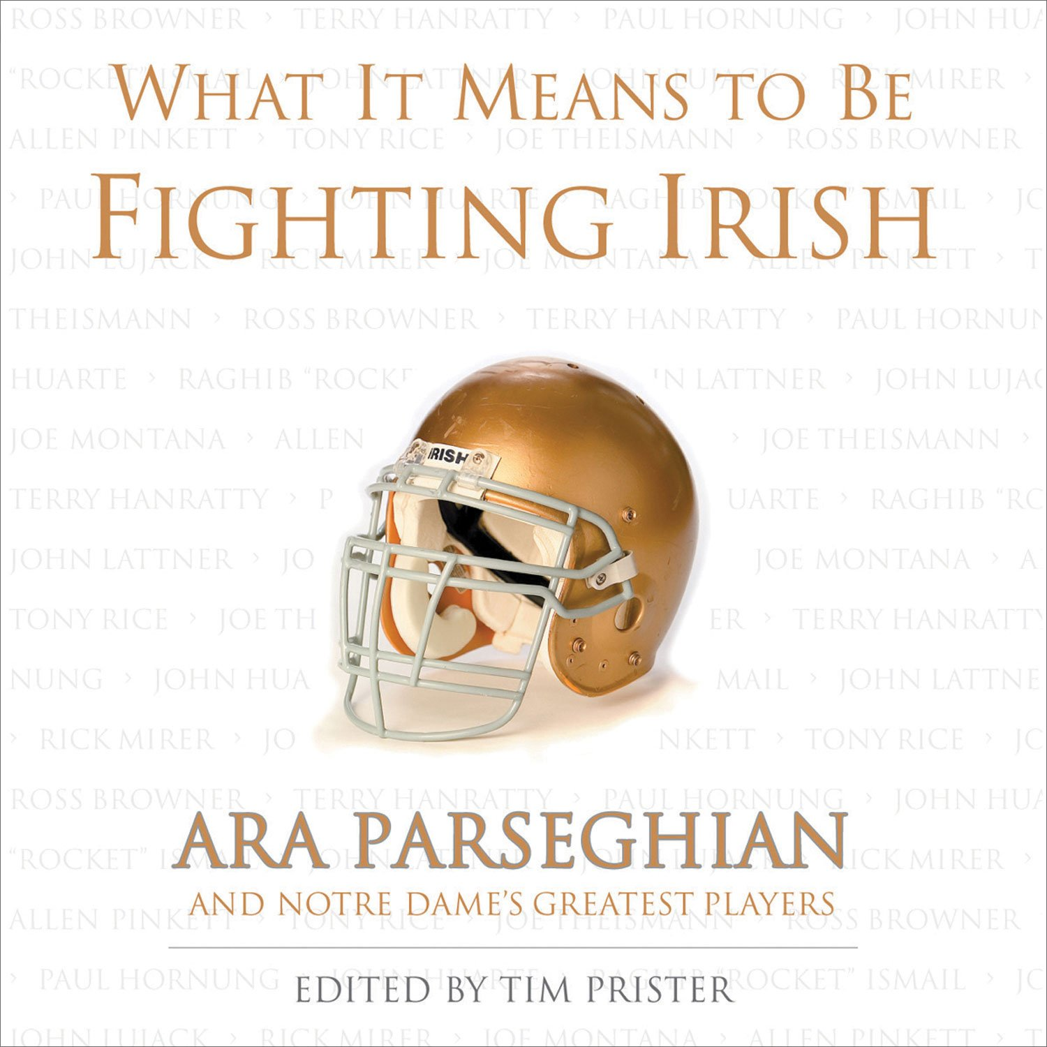 What It Means to Be Fighting Irish: Ara Parseghian and Notre Dame's Greatest Players ebook