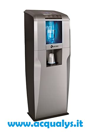 Dispensador Agua WL4. Dispensador de agua fría, Frizzante, cálida Ed extra cálida