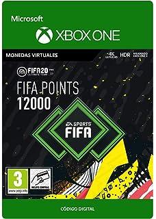 FIFA 19: Ultimate Team Fifa Points 12000 | Xbox One - Código ...